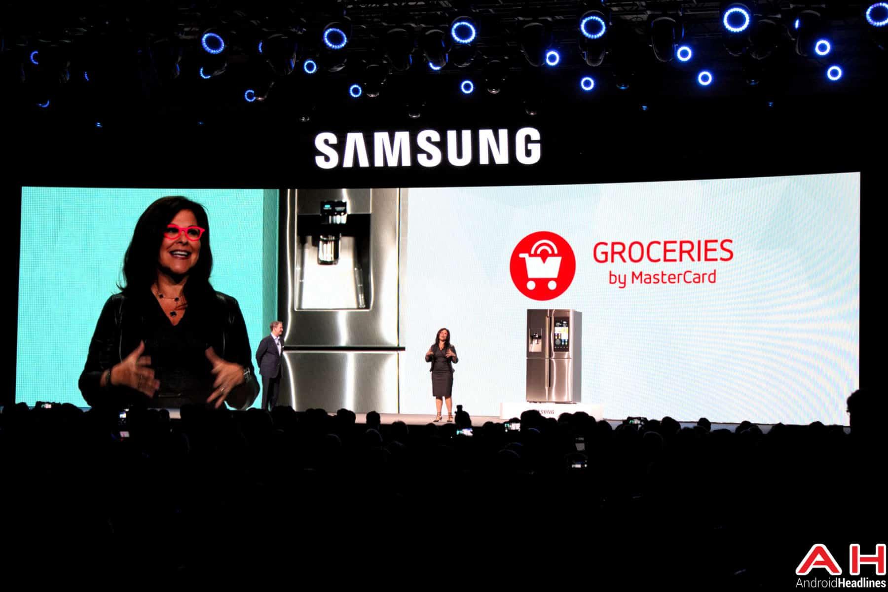 Samsung Family Hub CES AH 7