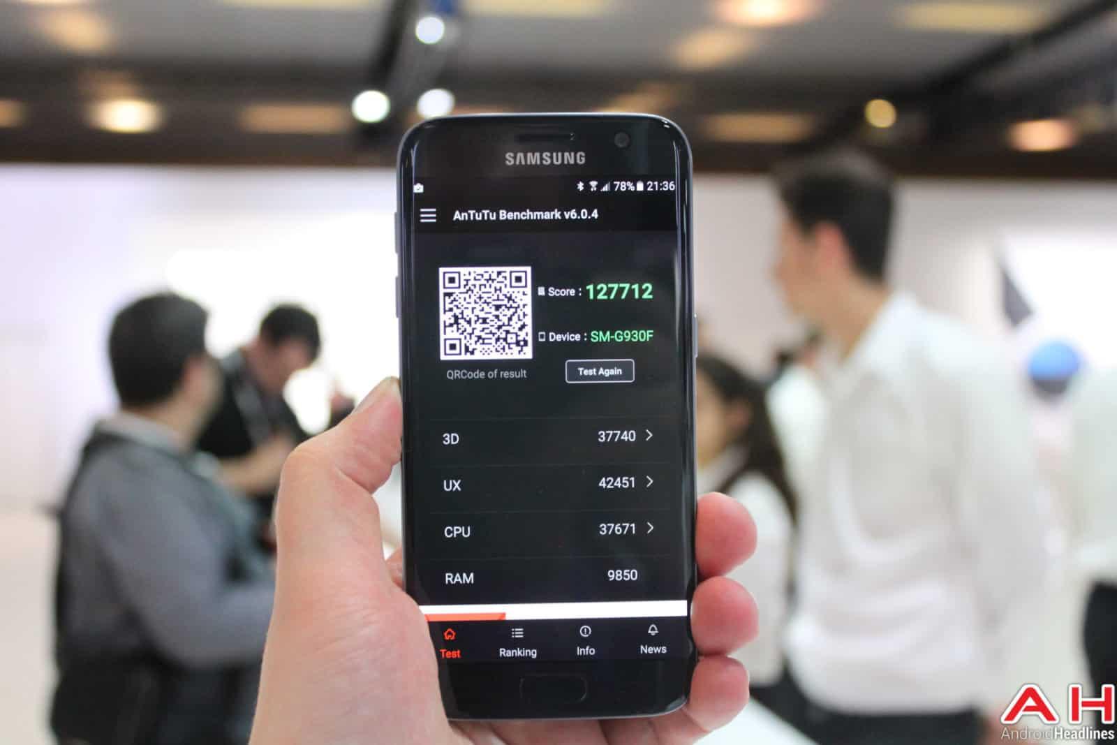 Samsung Galaxy S7 Benchmark - AnTuTu-4