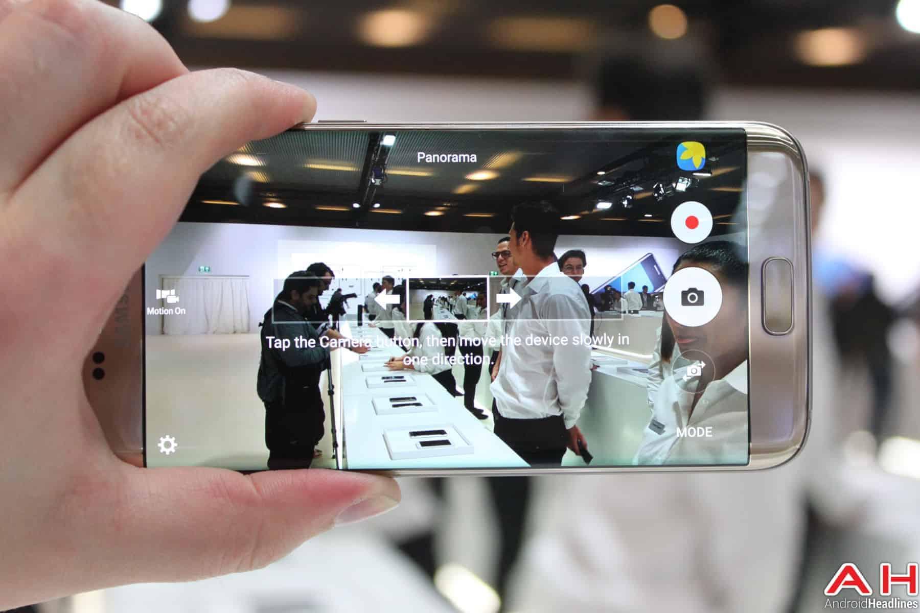 Samsung Galaxy S7 Edge Camera UI AH 5