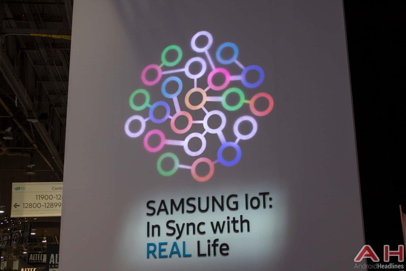 Samsung IoT Logo AH
