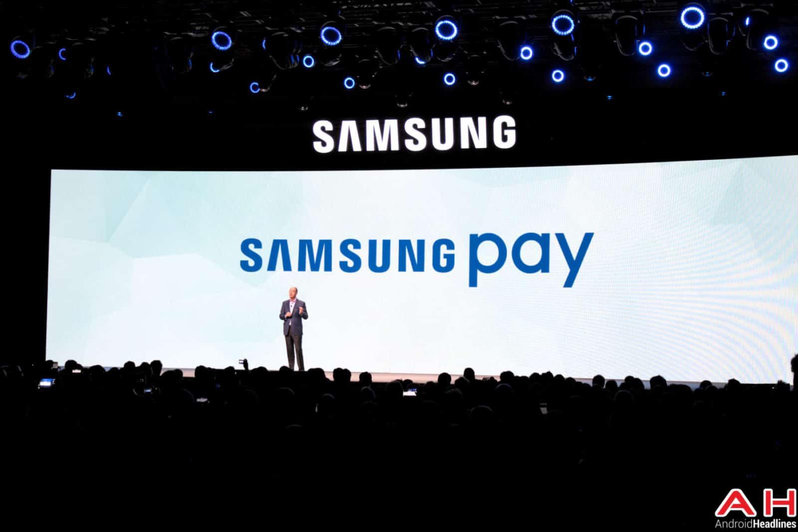 Samsung Pay CES AH-1