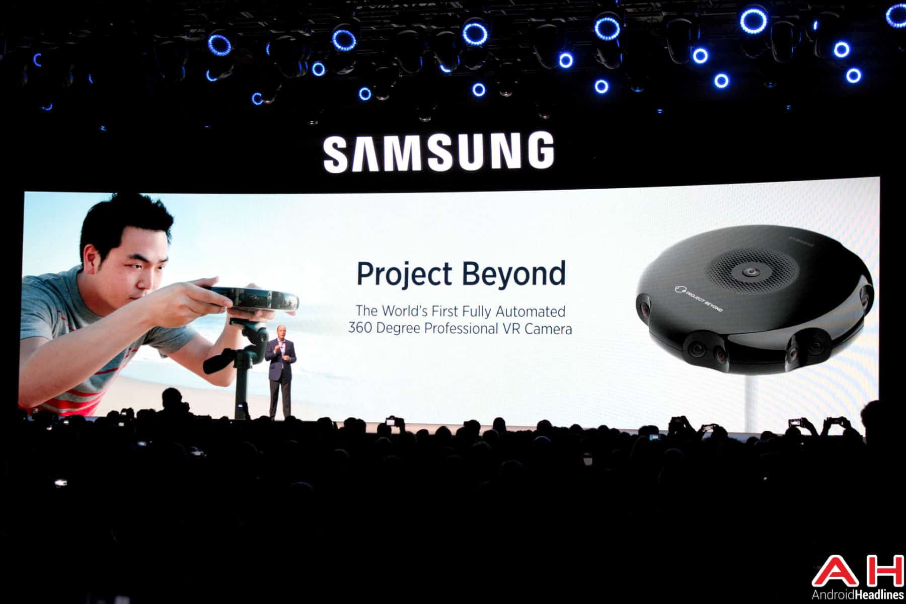 Samsung Project Beyond CES AH-1