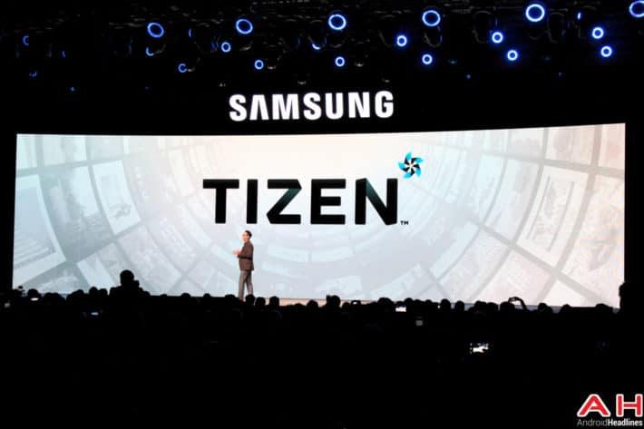Samsung Tizen CES AH 1