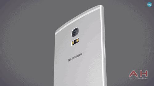 AH-Samsung Galaxy S5 Prime Concept Render