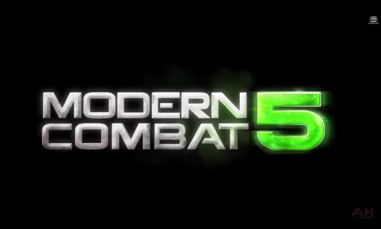 Ah Modern Combat 5