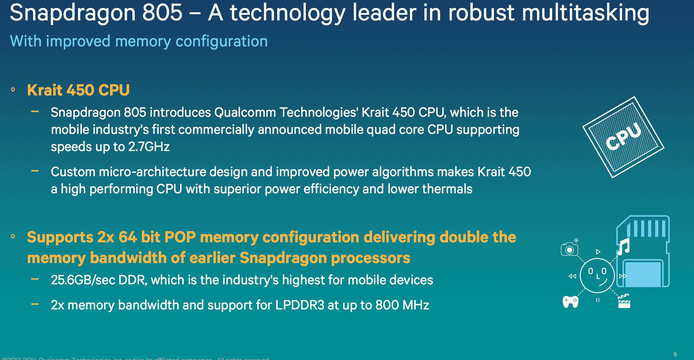 Snapdragon 805 info 1