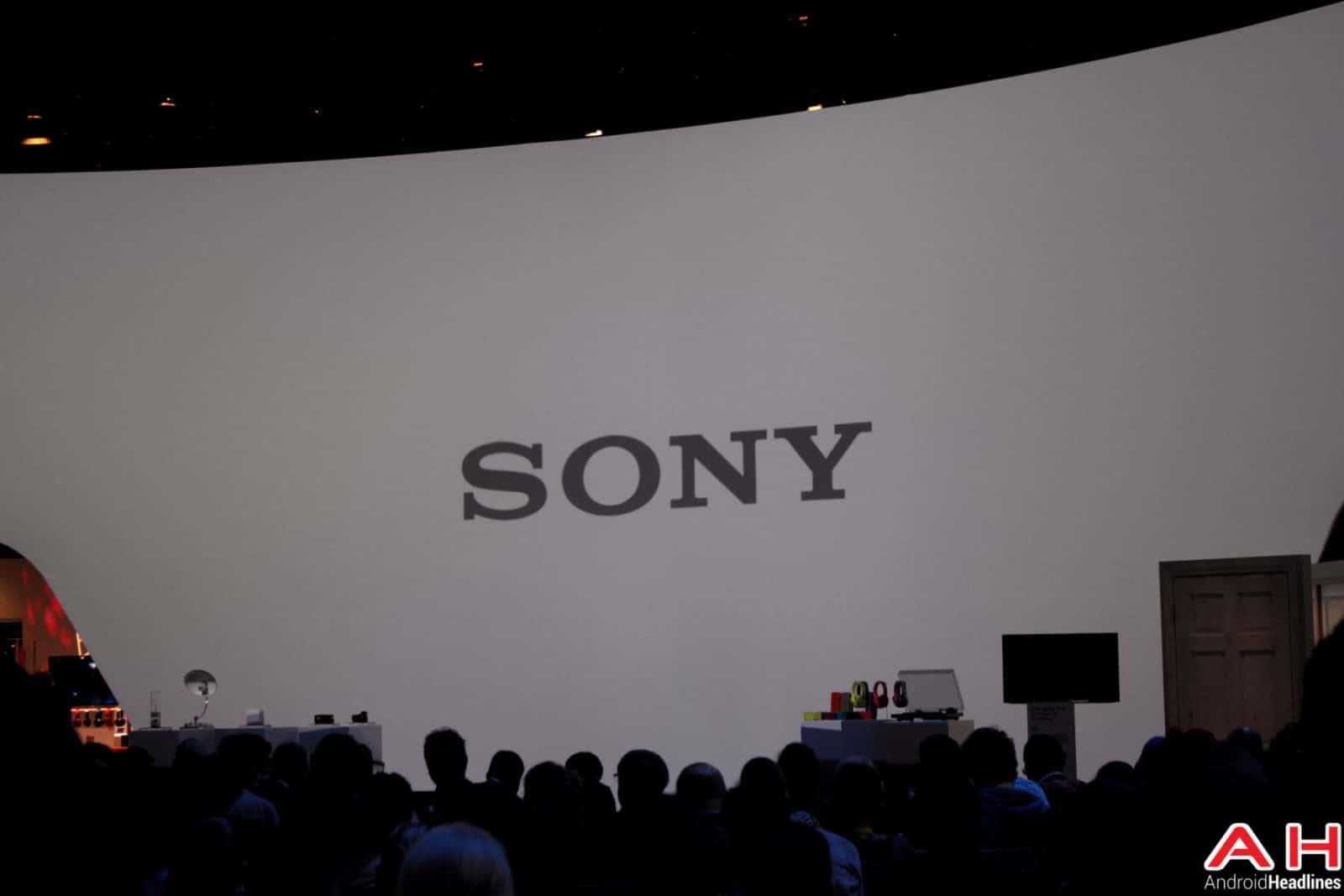 Sony Logo CES AH-1