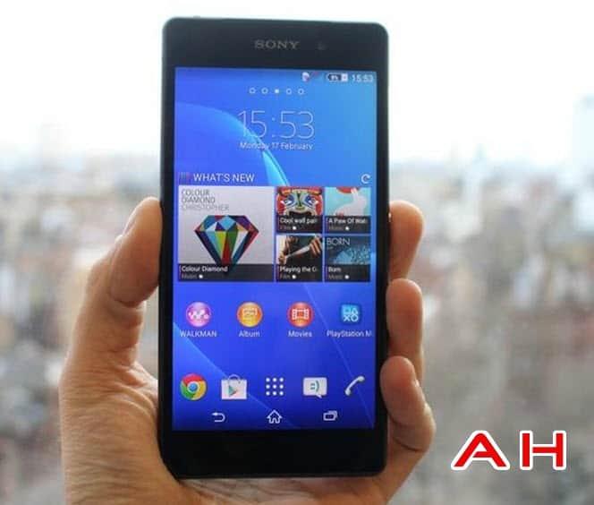 Sony Xperia Z2 AH