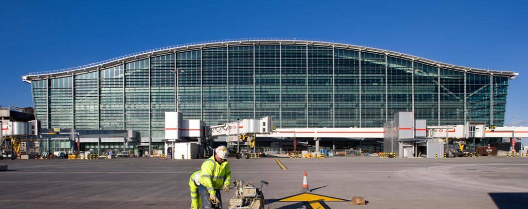 Terminal 5 Complete