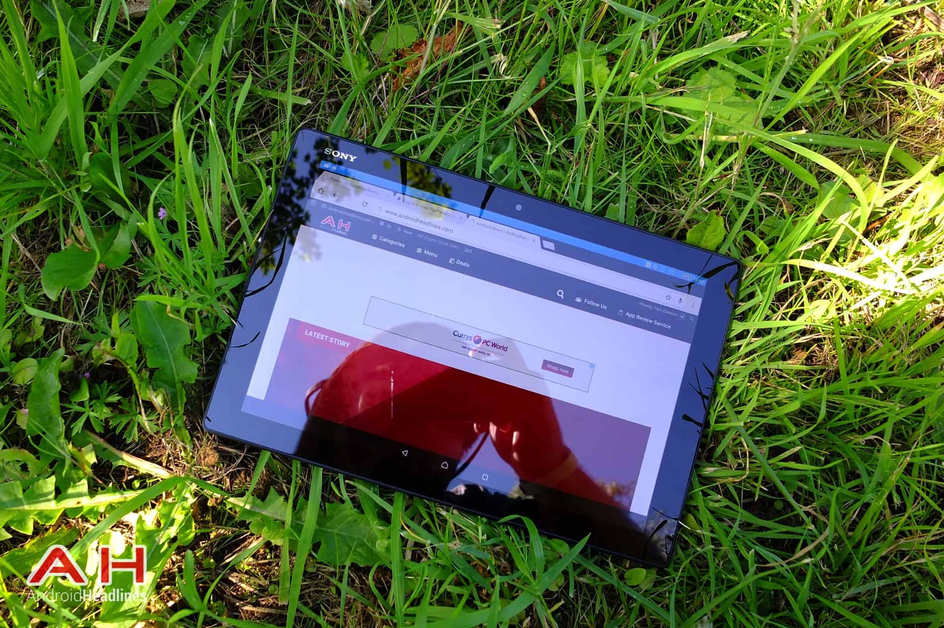 Xperia Z4 Tablet AH 04