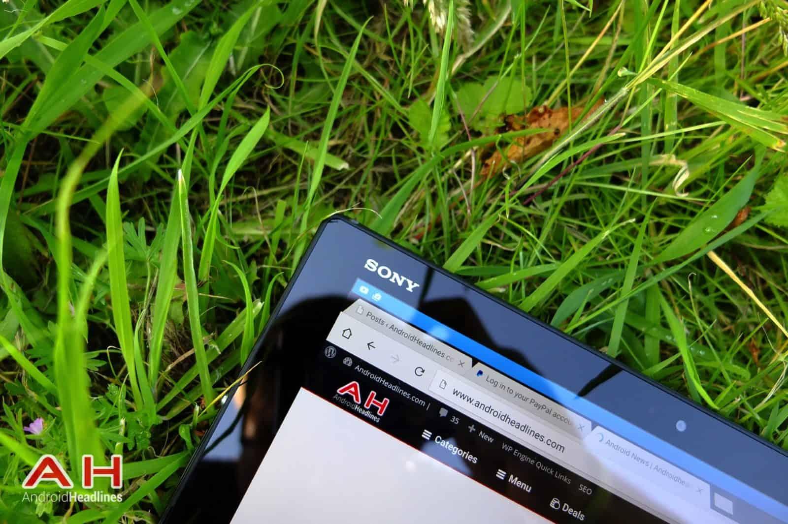 Xperia Z4 Tablet AH 05