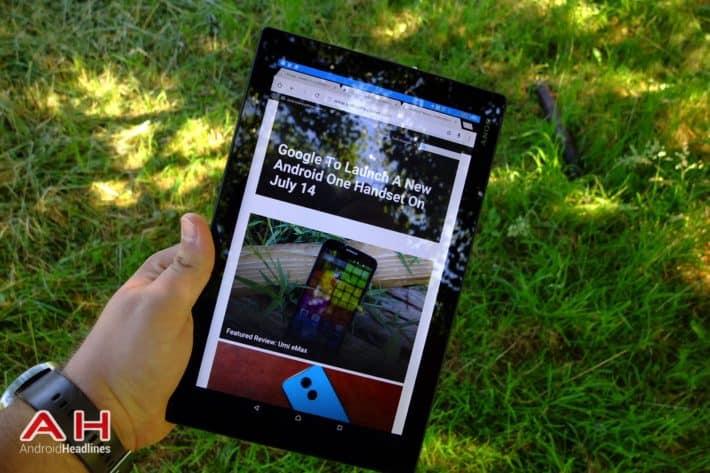 Xperia Z4 Tablet AH 19
