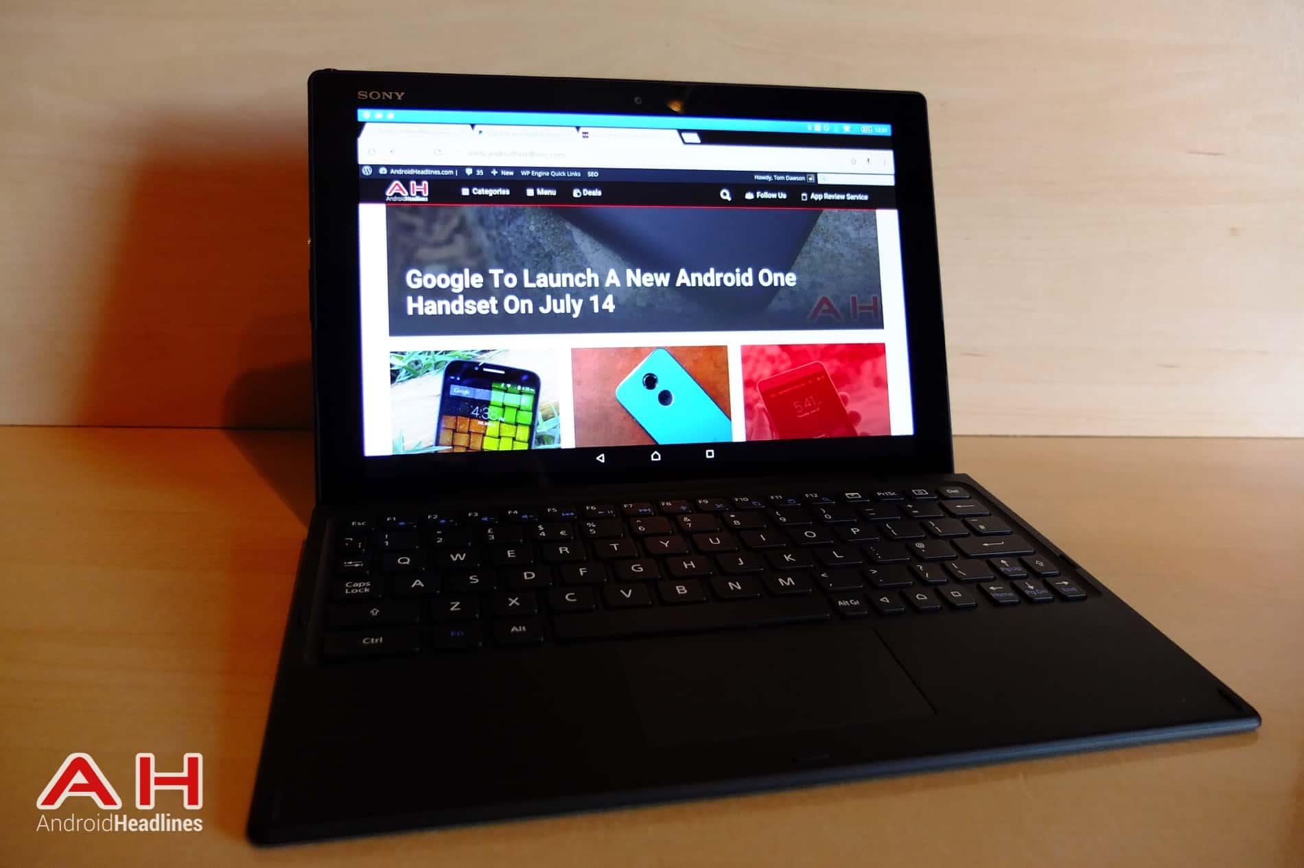 Xperia Z4 Tablet AH 21
