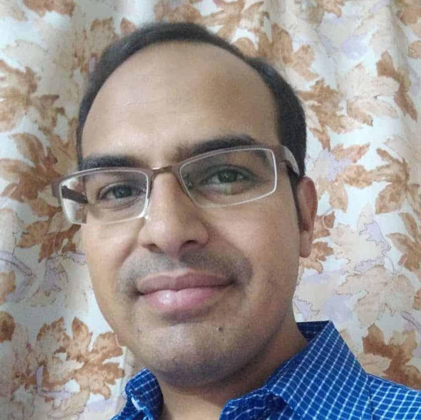 Photo of Jayant Chakravarti