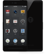 specification phone black