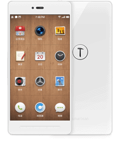 specification phone white