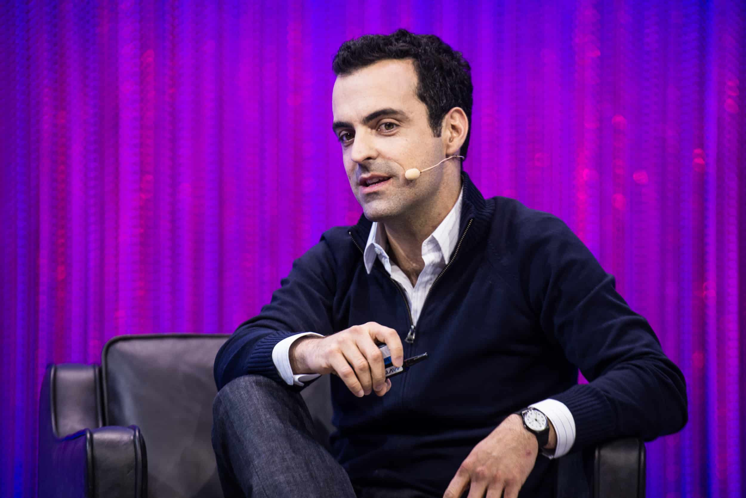 LE WEB PARIS 2013 - CONFERENCES - PLENARY 1 - HUGO BARRA
