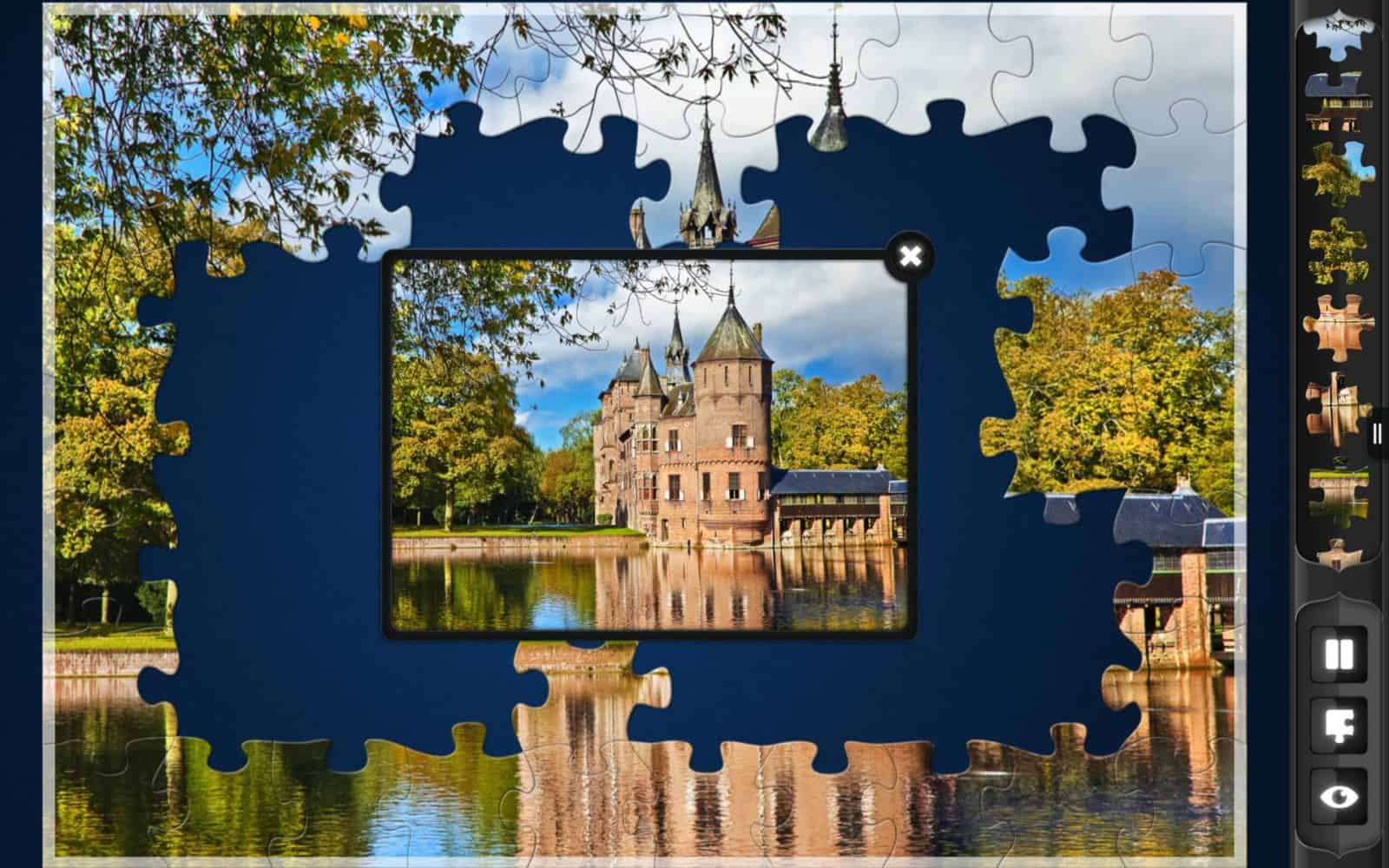 Free Jigsaw Puzzles 5000 Collection For Android