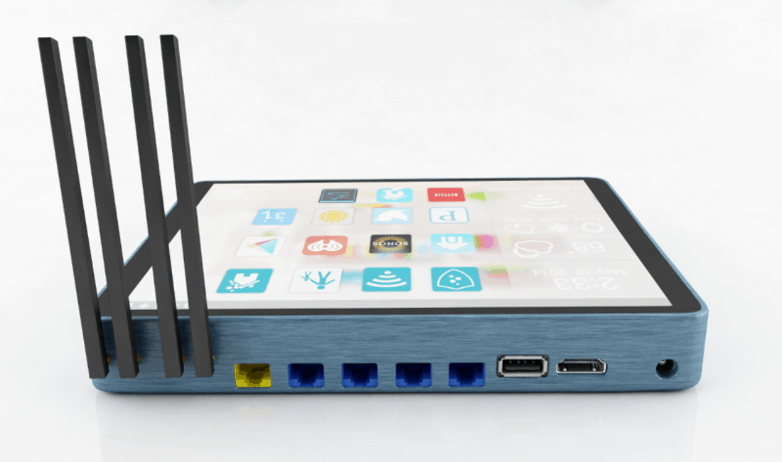 SOAP Intelligent Router