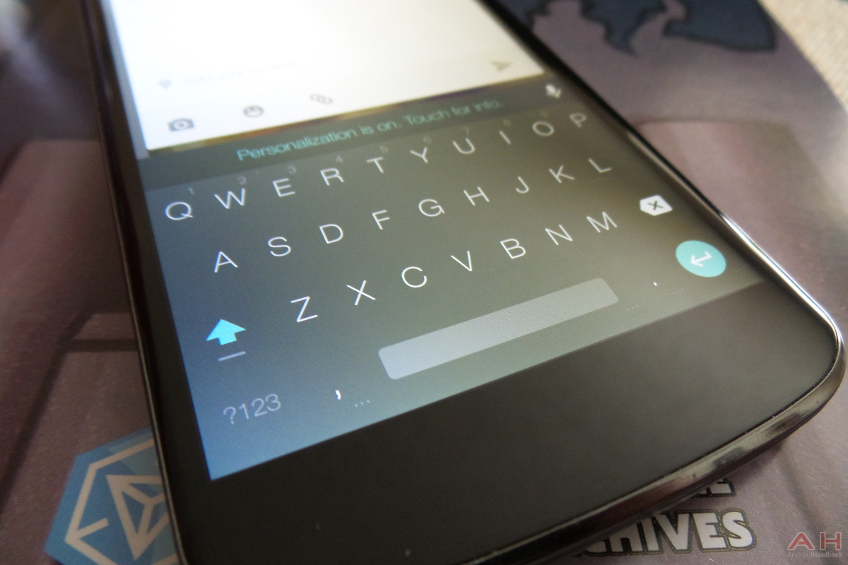 ... Keyboard 4.0 APK From The Android Lollipop Preview | Androidheadlines