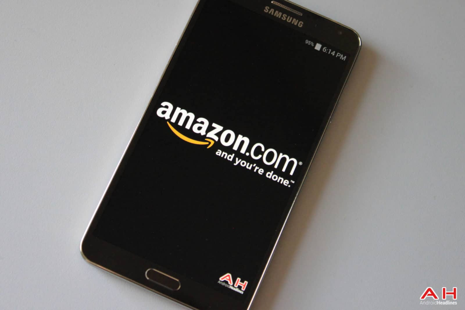 AH Amazon Phone Logo 1.1