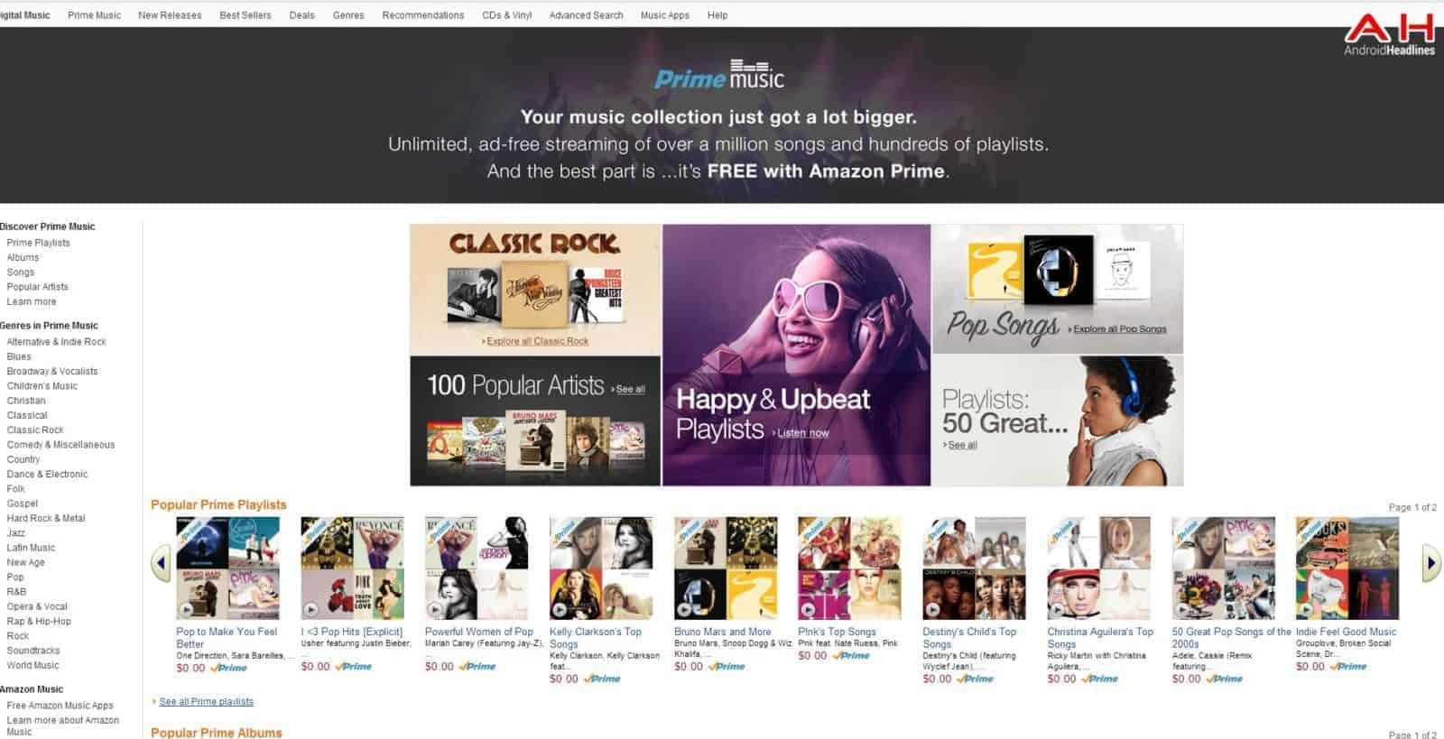 AH Amazon Prime Music 1.1