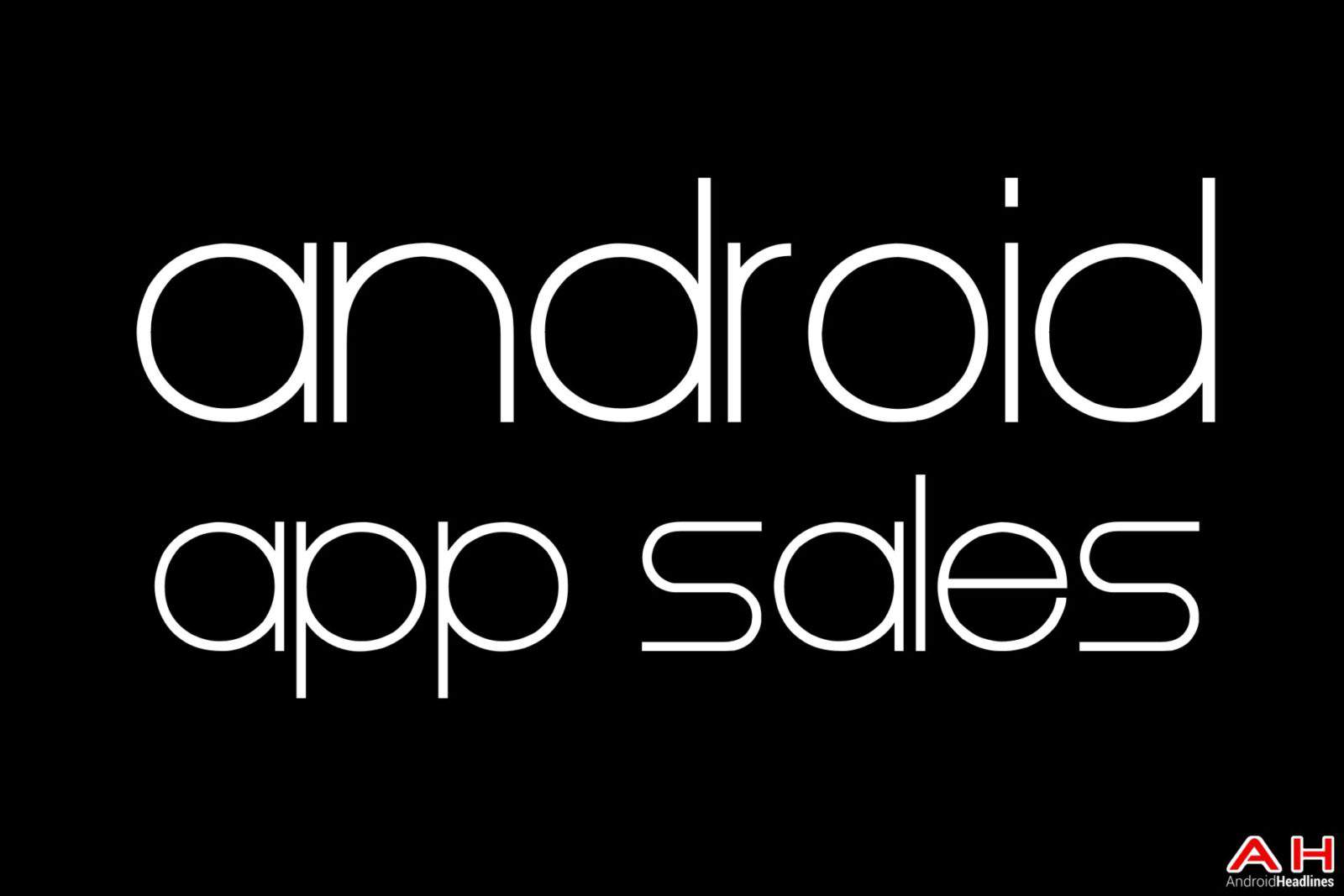 AH Android App Sales Logo 1.0