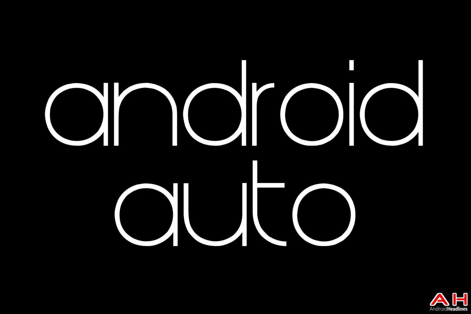 AH Android Auto Logo