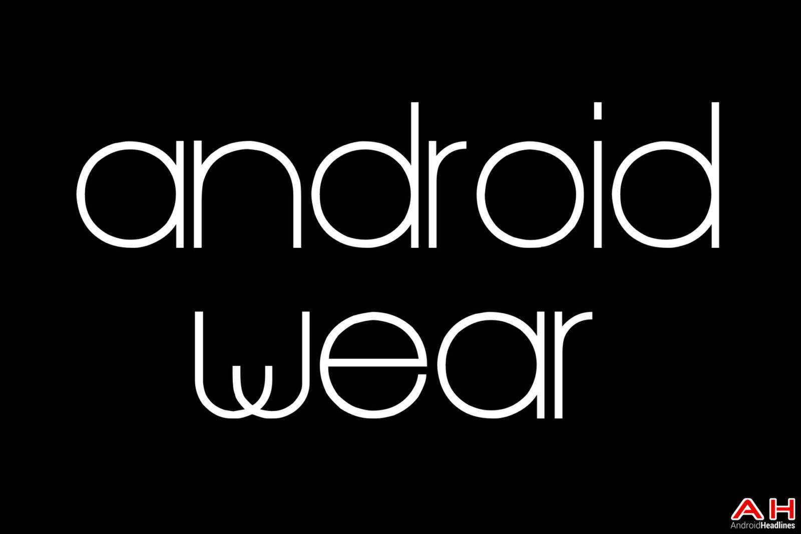 AH Android Wear Logo