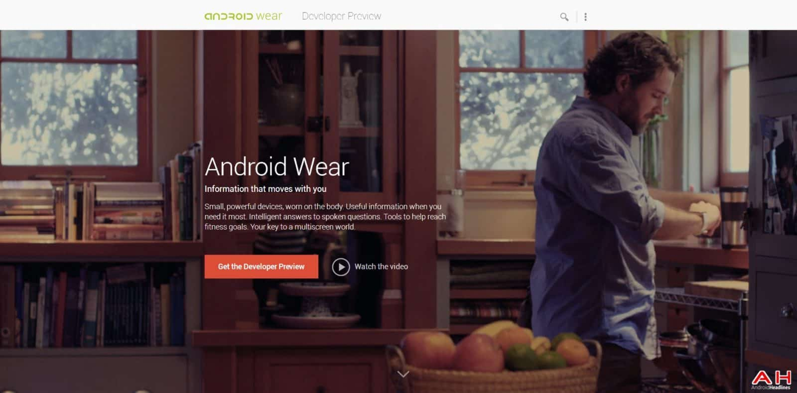 AH Android Wear Site 1.0