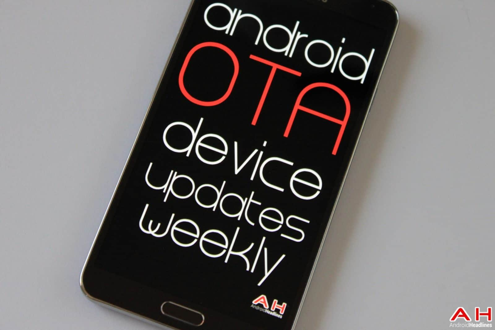 AH Android Weekly OTA Updates 1.0