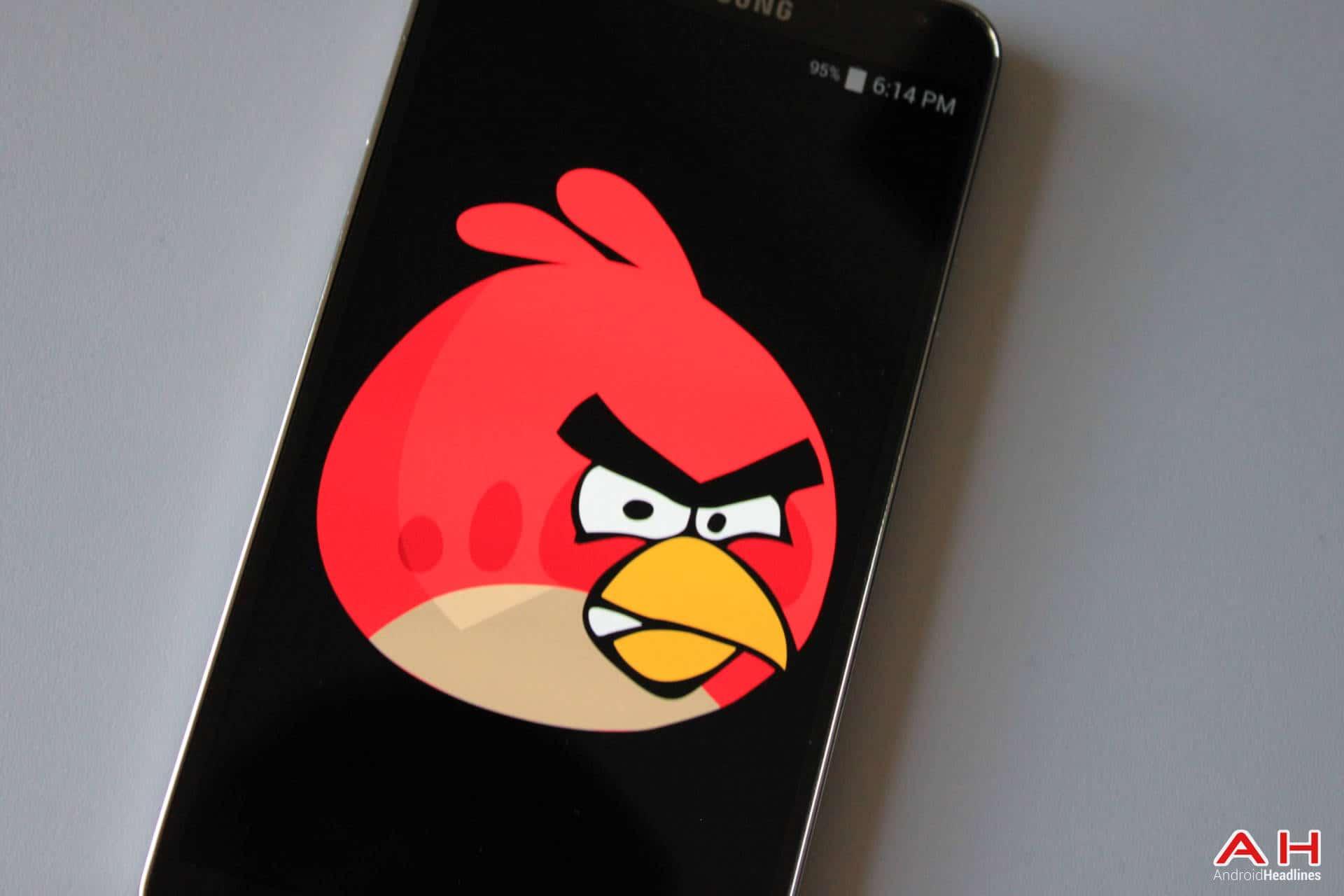 AH Angry Birds 1.1