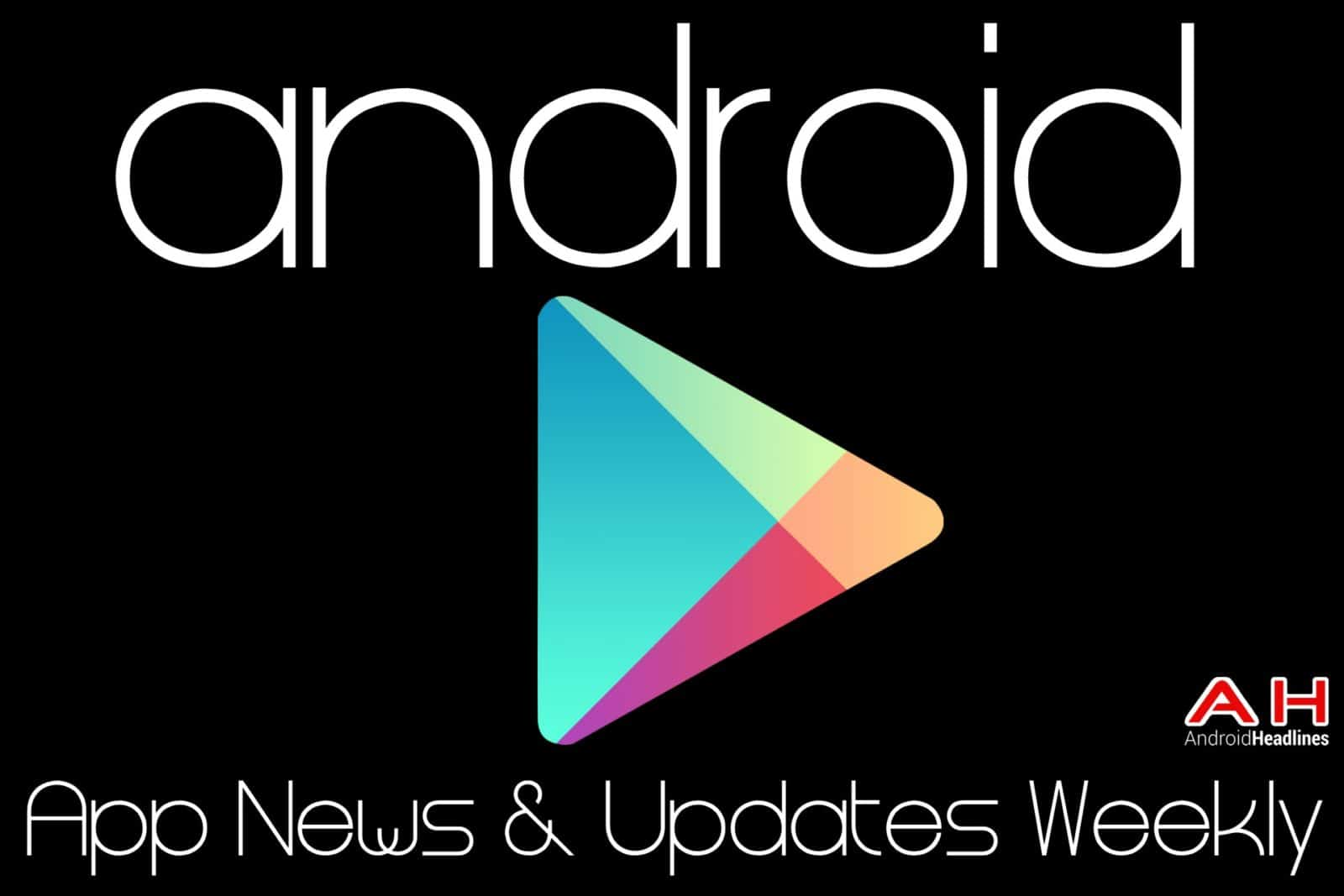 AH App News and Updates Weekly Logo