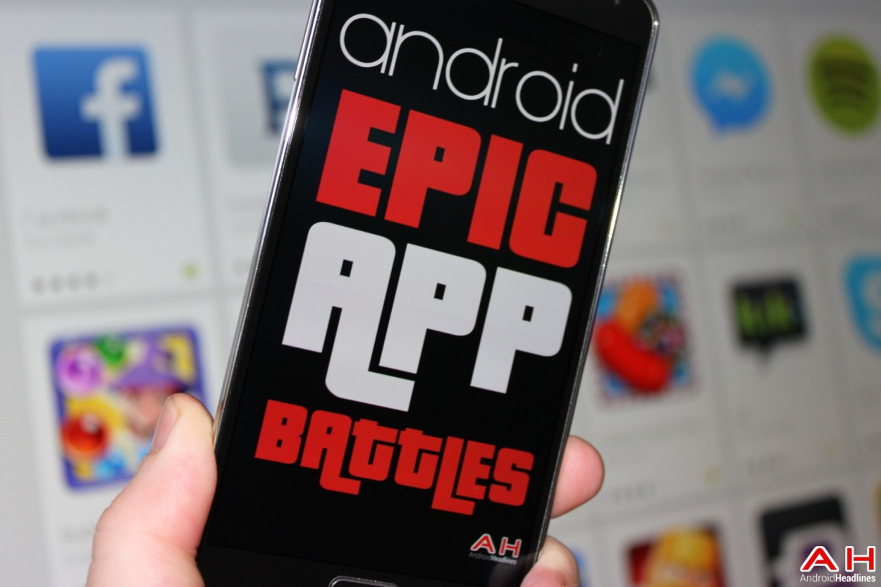 Epic App Battles: Google Play Music V.S. Pandora Radio
