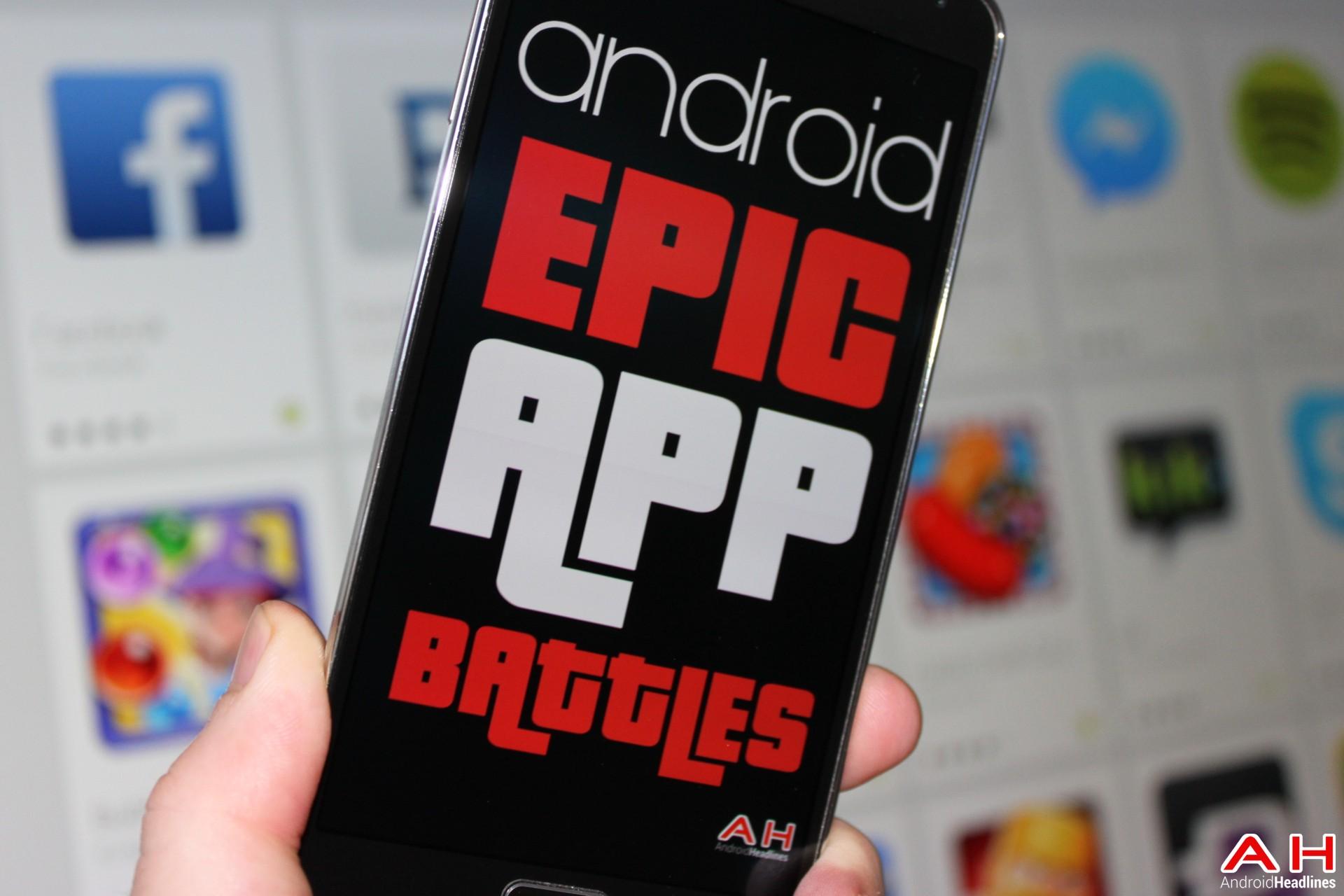 AH Epic App Battles 1.0