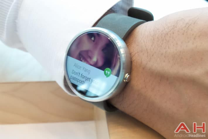 You Could Win One Of Twenty Moto 360 Smartwatches Just For Sending A Yo To Motorola