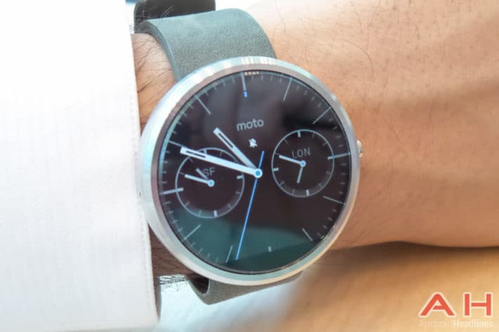 Will The Luxurious Moto 360 Be Made Out of Plastic?