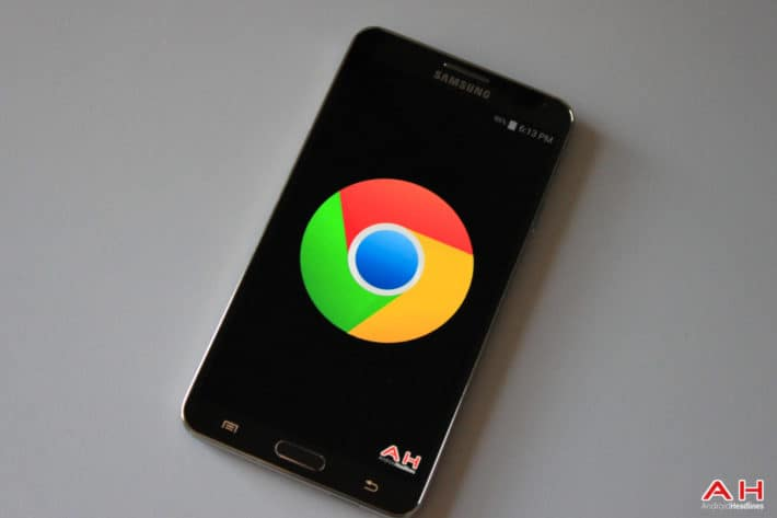 Android L and Chrome – a New Beta Look