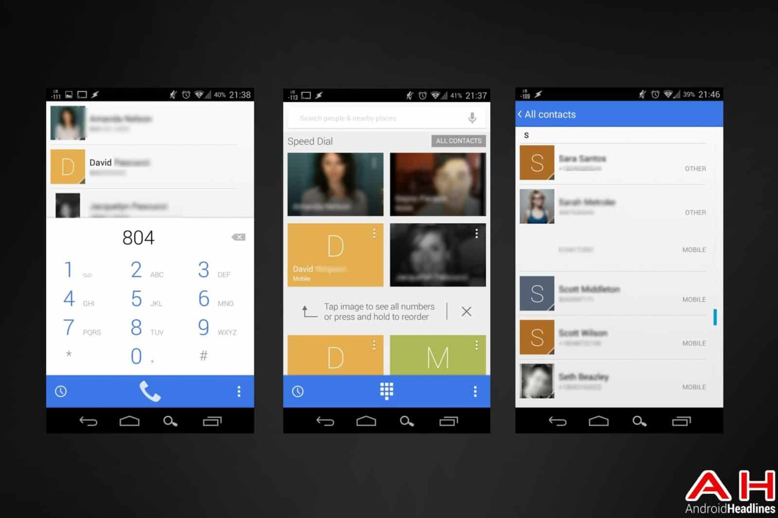 AH Google Dialer 4.4.3