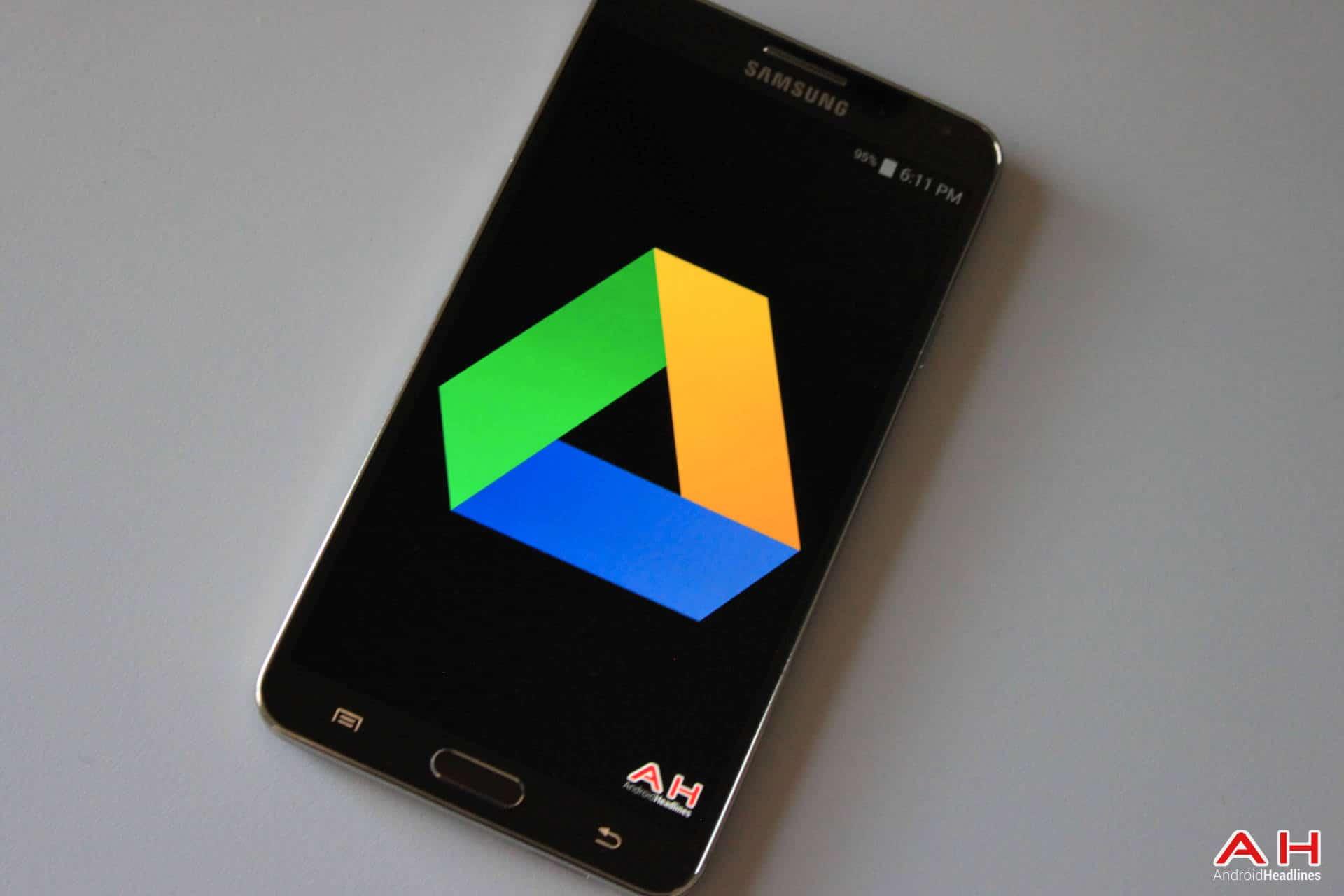 AH Google Drive Logo 1.0