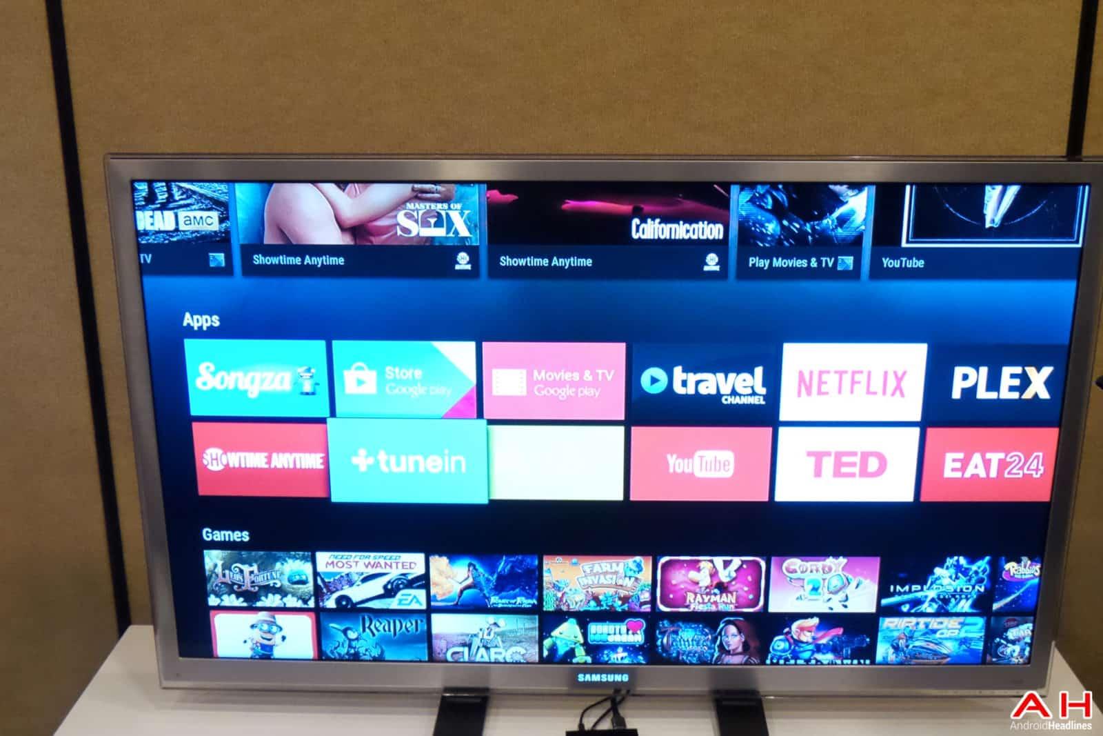 AH Google IO-1409 Android TV 2.1