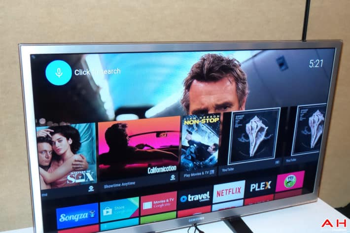 Android TV Emulator Now Available Through Android SDK