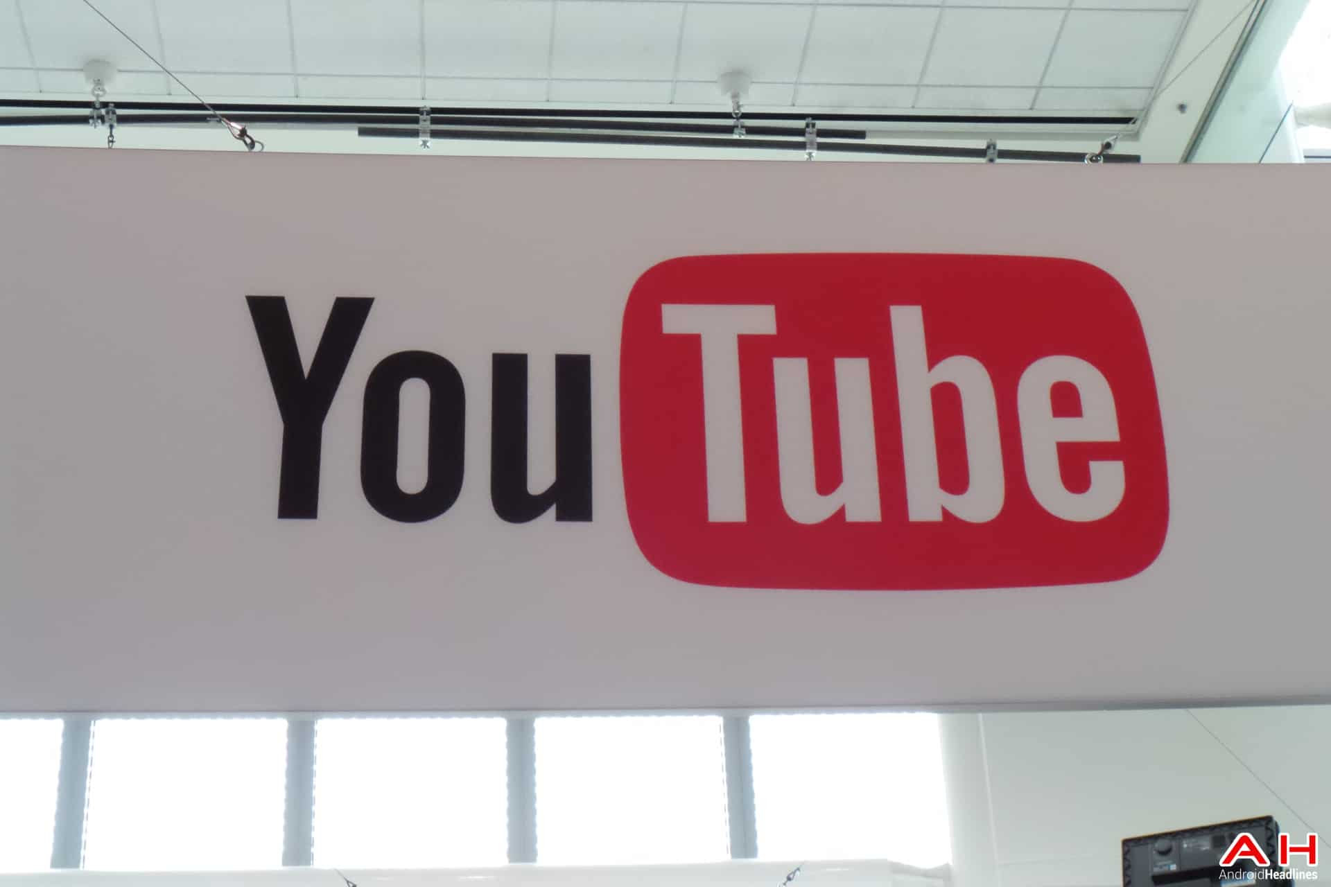 AH Google IO 1427 Youtube logo and isgn