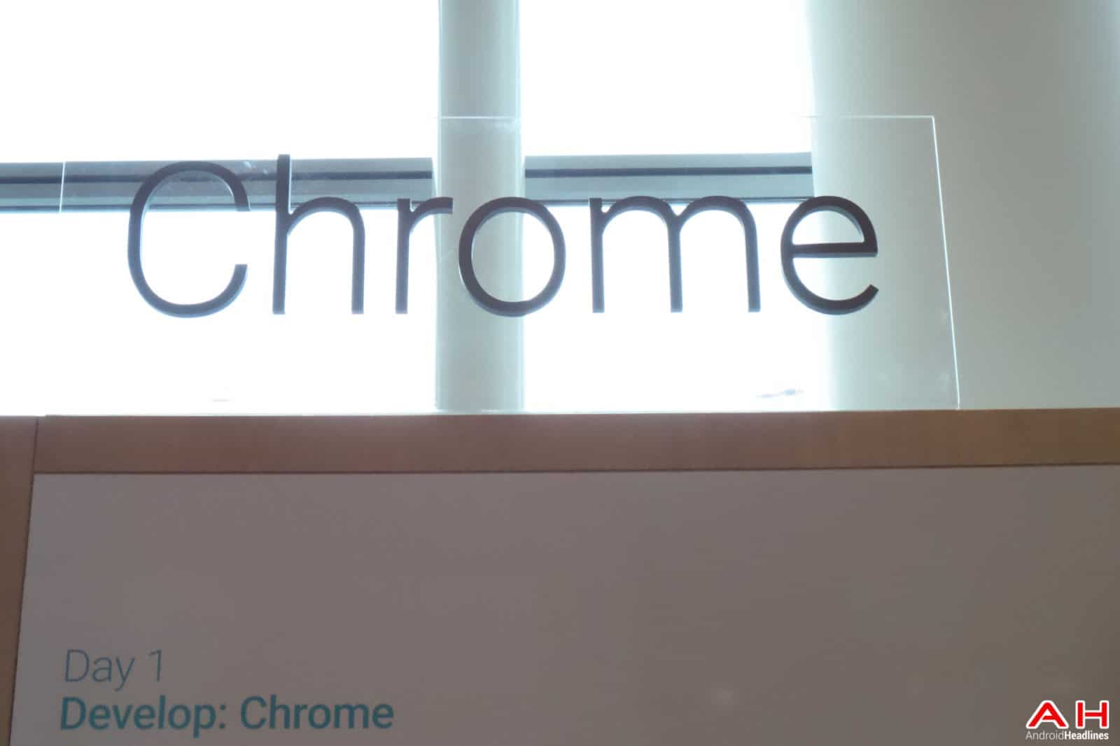 AH Google IO-1430 Chrome Logo 1.5