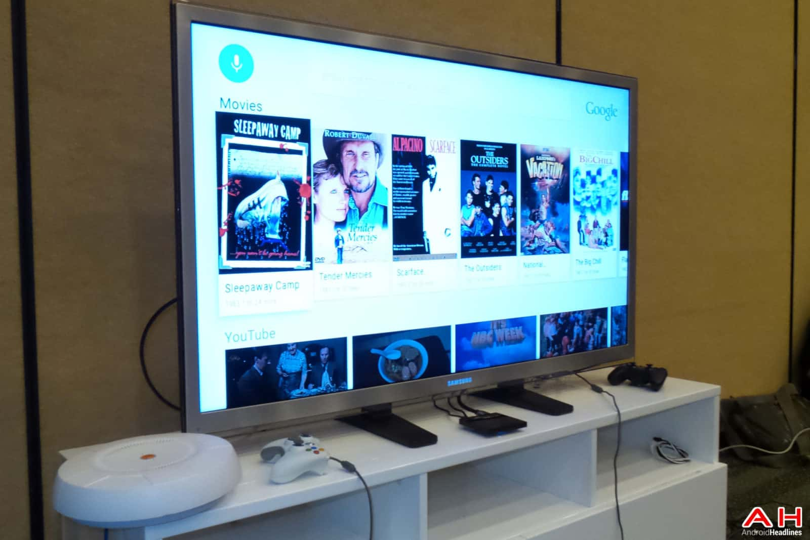 AH Google IO 2014  (1200 of 5) Android TV 3