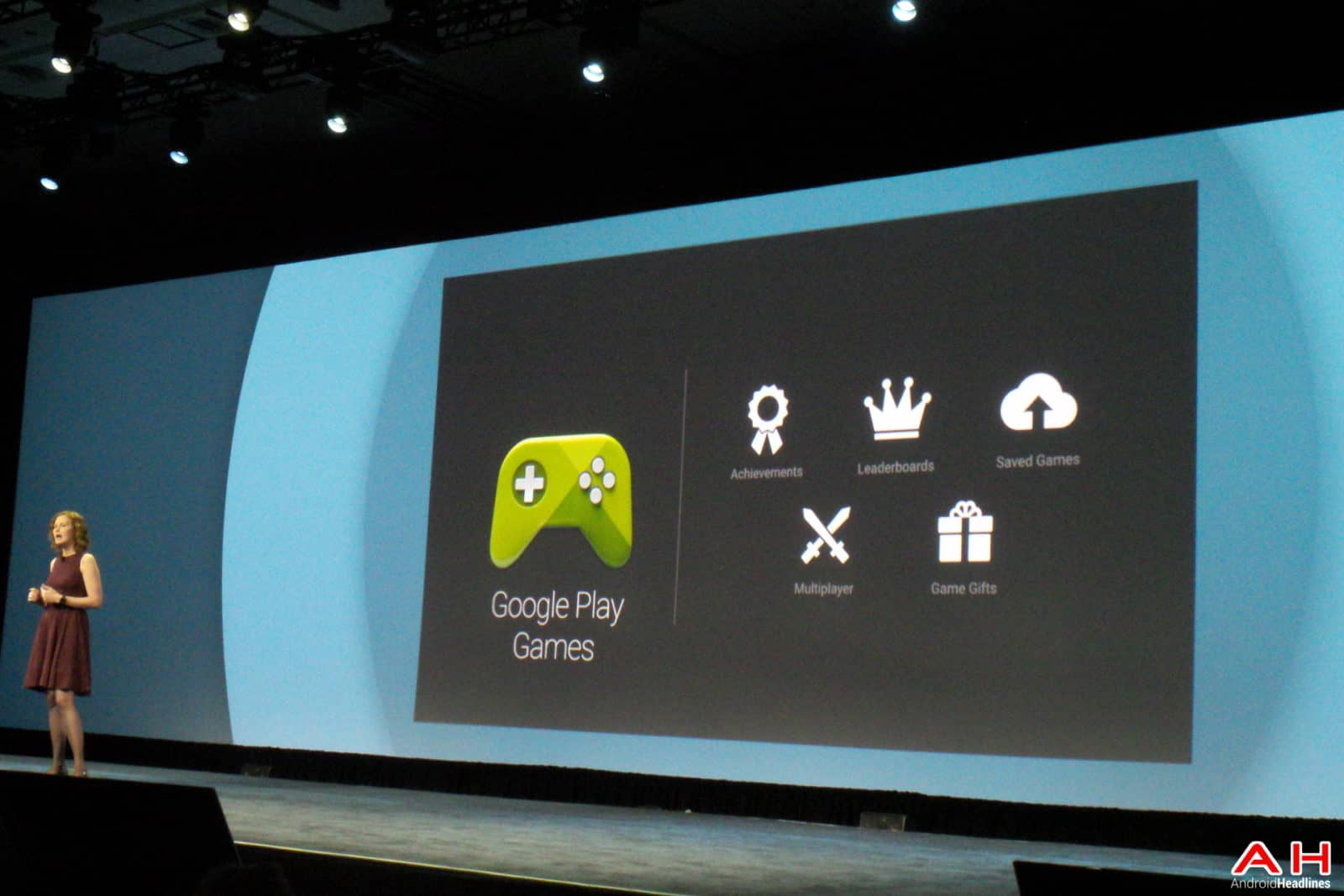 AH Google IO 2014  (2 of 4) Google Play Games 2