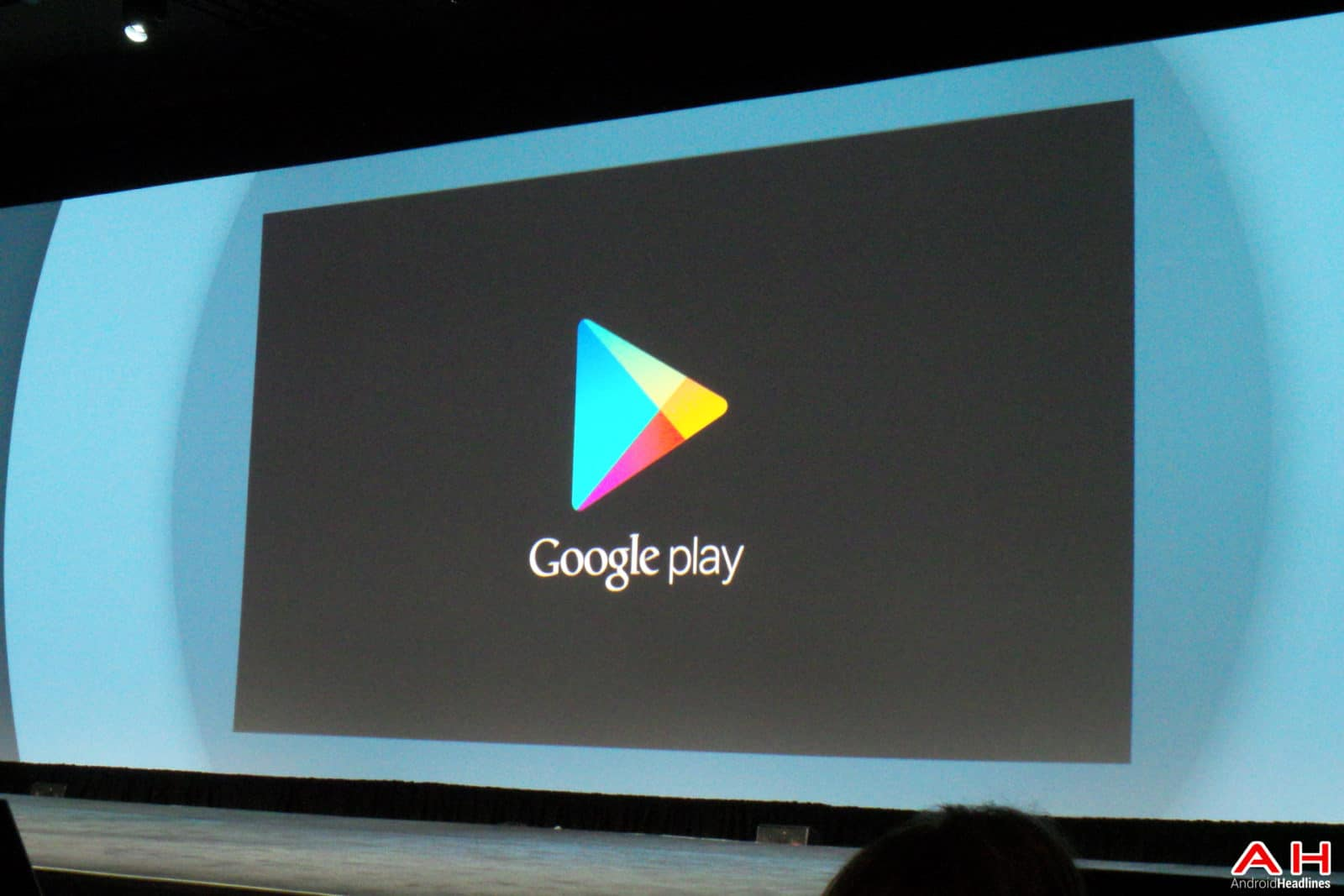 AH Google IO 2014  (3 of 4) Google Play Store 1