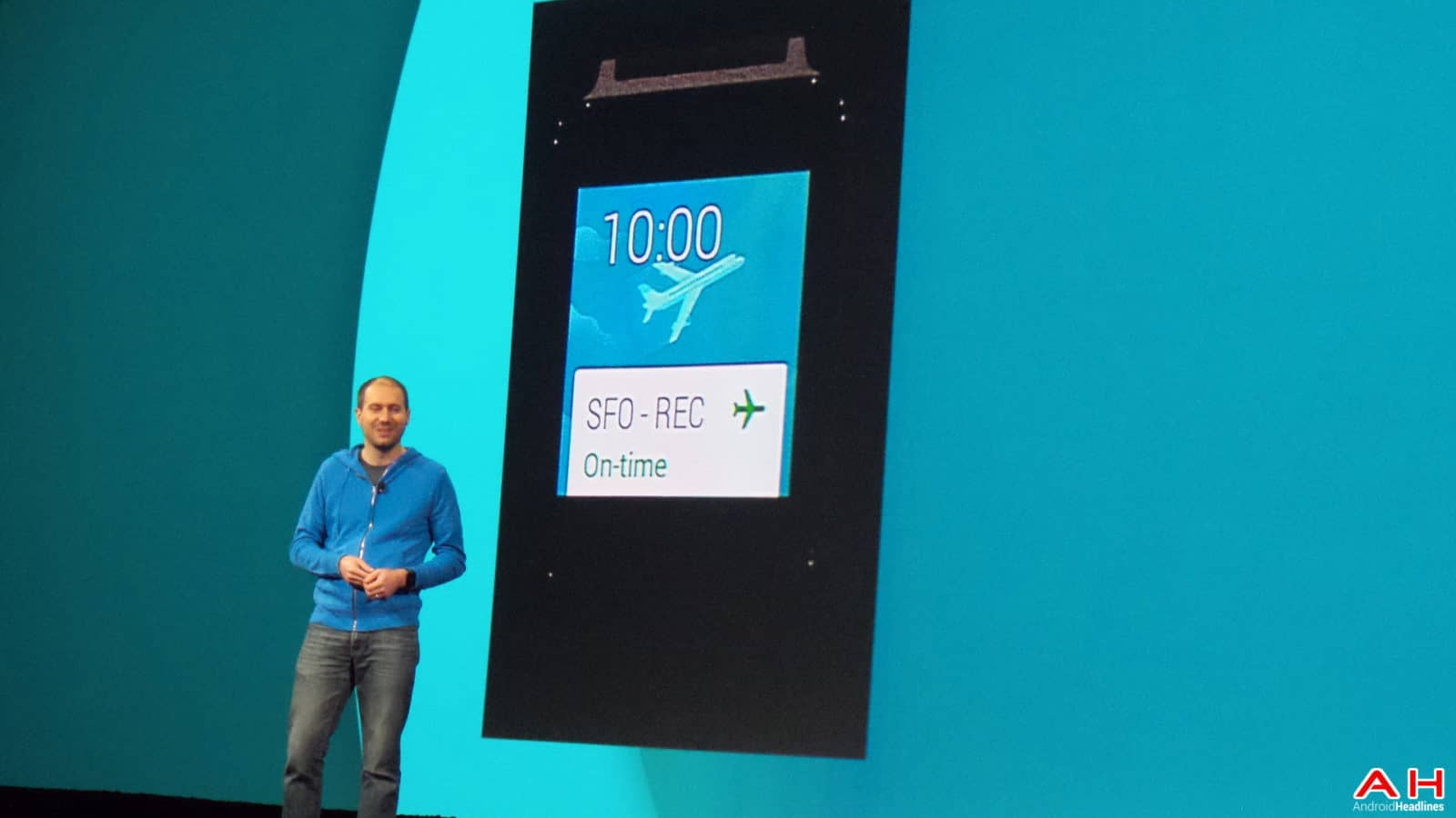AH Google IO 2014 (304 of 18) Android Wear