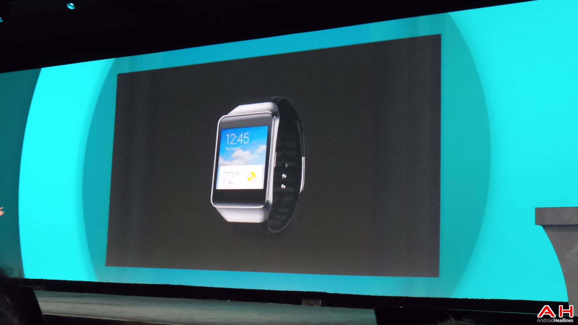 AH Google IO 2014 308 of 18 Android Wear Samsung