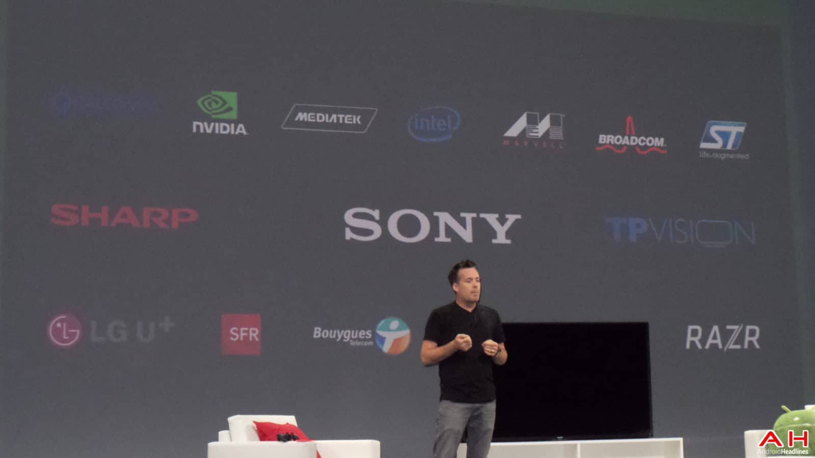 AH Google IO 2014 (604 of 6) Andorid TV Partners